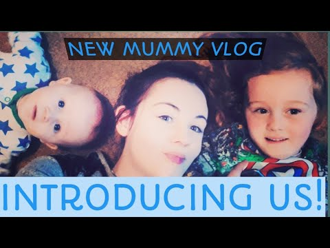 INTRODUCING US! MUM/MOM VLOG/NEW TO THIS.