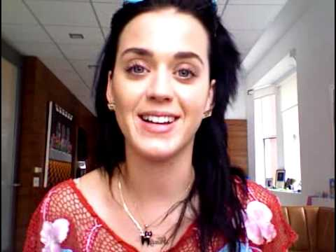 Katy Perry's Blog - April 25th, 2008