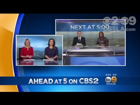 KCAL9 at 4pm Newscast