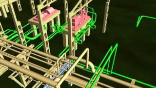 Реконструкция НТКР. Строительство второй линии для переработки попутного нефтяного газа