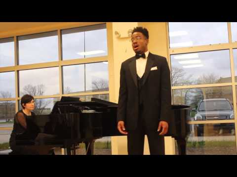 Music When Soft Voices Die - Roger Quilter - Jamal-Akil Marshall - Baritone