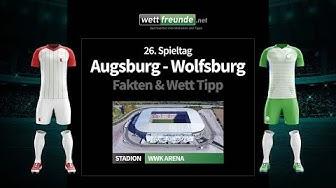 Bundesliga Prognose & Wett-Tipp: Augsburg - Wolfsburg | 2019/20