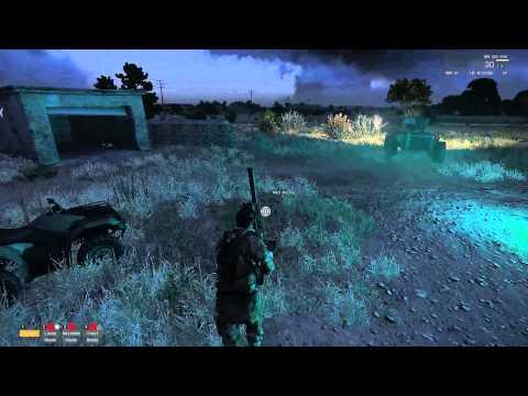 Arma 3 - Drones Showcase (Gameplay)