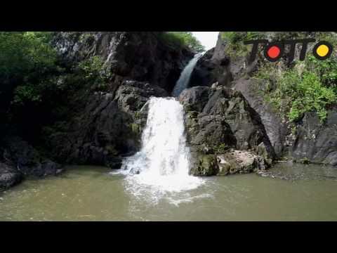 I Travel El Salvador & Totto: Cascada de Olomina, Morazan