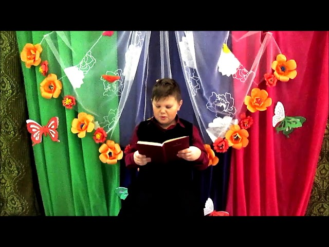 Изображение предпросмотра прочтения – СтепанНайман читает произведение «Весенняя гроза (Люблю грозу вначале мая…)» Ф.И.Тютчева