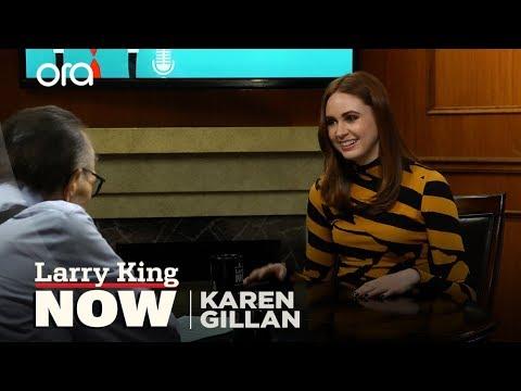 If You Only Knew: Karen Gillan