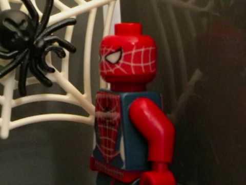 Lego Batman and Spiderman - A New Beginning