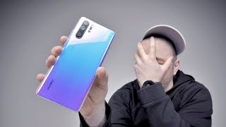 I'm switching to the Huawei P30 Pro