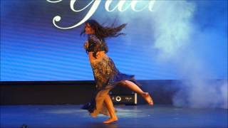 Yaël Zarca - Oriental dance at Eilat Festival 2016 Nebtidi mnin el hikaya  - Danse orientale
