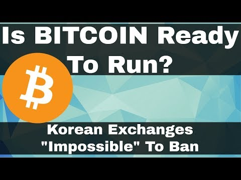 "Crypto news | Is Bitcoin Ready To Run? Korean Exchanges ""Impossible"" To Ban"