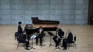 [STUDIO2021 ] 김승연 CURRUS SOLIS IN VIA REGINA for Flute, Oboe, Clarinet in Bb, Bassoon and Piano