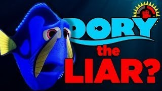 Film Theory: Is Dory a LIAR? (Finding Dory) pt. 2