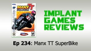 Manx TT SuperBike (Saturn) - IMPLANTgames Reviews