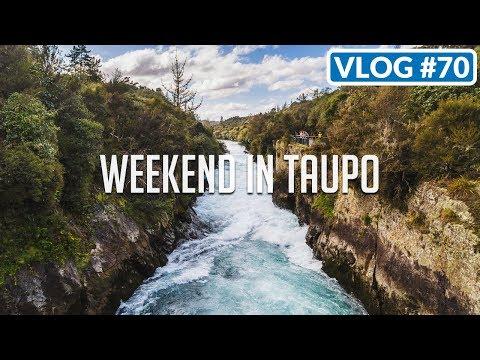 WEEKEND IN TAUPO /// VLOG #70
