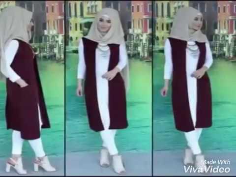 0b7e5c488 ❤ جديد لباس محجبات 2018✓ أروع موديلات وتصاميم الباس محجبات عصرية ...