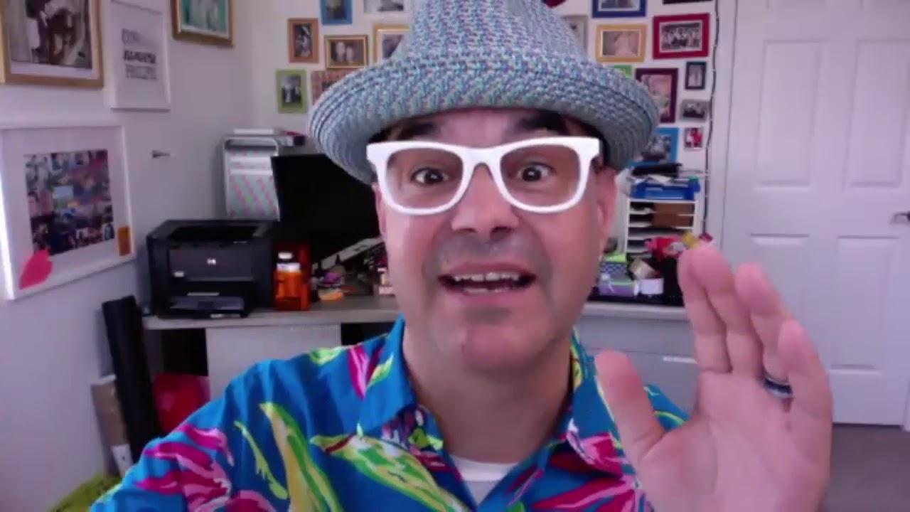 Jaymz Bee Vodcast #73 Robert Buscemi - September 3, 2020
