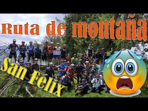 🚵♂️Mountainbike🚵♂️ vía BOQUERON hasta SAN FELIX Antioquia