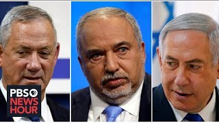 News Wrap: Israel's government in limbo after close election