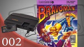 Bravoman [002] TurboGrafx-16 Longplay/Walkthrough/Playthrough (FULL GAME)
