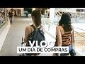 UM DIA DE COMPRAS | Vlog #18 | Lia Camargo
