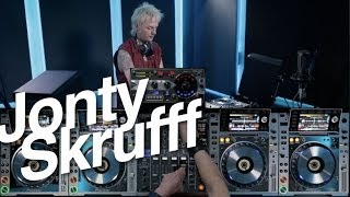 Jonty Skrufff - DJsounds Show 2014