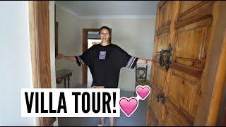 FINCA VILLA TOUR! | 11.08.2018 | ✫ANKAT✫