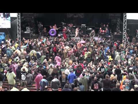 SPASM Live At OEF 2012