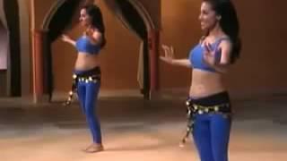 Нина  и Вина Бидаши. Урок 1 - Основные движения