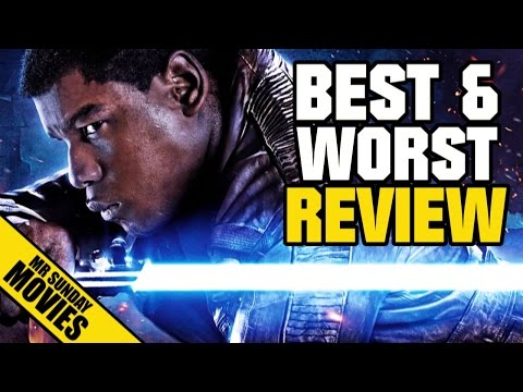 STAR WARS: THE FORCE AWAKENS - Review (Spoiler Free)