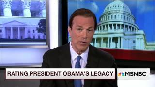 MSNBC: Obama Will Be Remembered For His Inability To Work With Congress