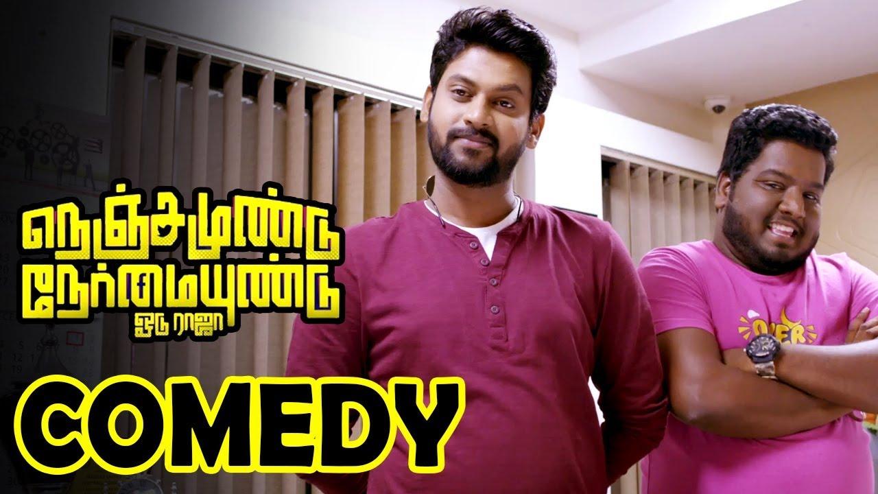 Nenjamundu Nermaiyundu Odu Raja Comedy Scenes | Rio Raj | RJ Vigneshkanth | Shirin | Mayilsamy