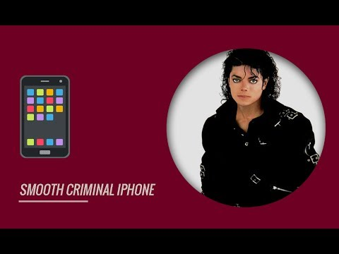 Michael Jackson Smooth Criminal ( iPhone Ringtone )