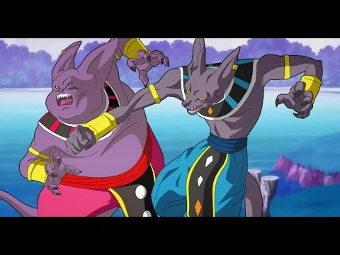 Dragon Ball Super - Beerus vs Champa!! episode 28 ENGLISH DUB (720p) [HD]