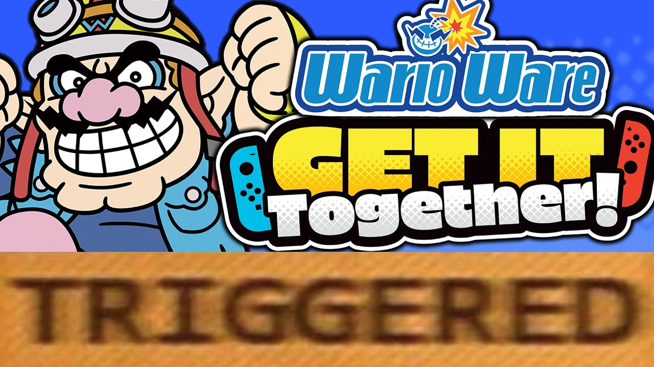 How WarioWare Get it Together TRIGGERS You!