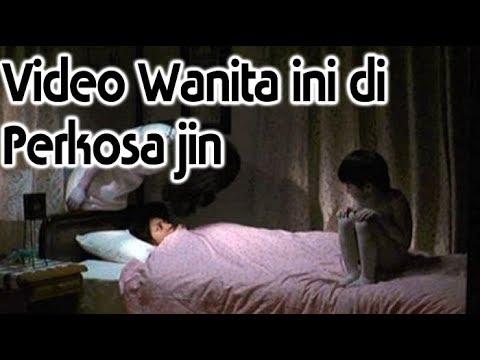 Video Heboh Wanita Diperkosa Jin Setiap Malam