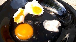 Что будет с яйцом в УКСУСНОЙ ЭССЕНЦИИ и УКСУСЕ!? КАК ВКУСНО!
