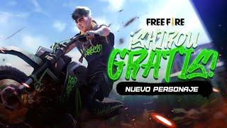 ¡Conoce la nueva interfaz de Proyecto Cobra! - ¡NUEVO PERSONAJE GRATIS! 🤩 | Garena Free Fire