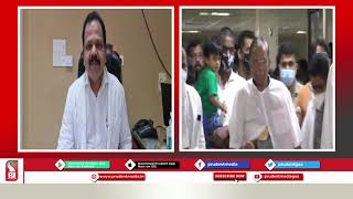 UNION MINISTER SHRIPAD NAIK DISCHARGED FROM GMC