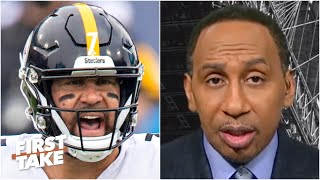 Ben Roethlisberger is 'no longer that guy' - Stephen A. on Big Ben's future | First Take