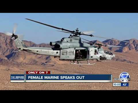 Colorado female Marine speaks out