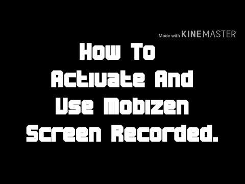 mobizen booster mode without pc