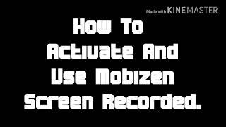 mobizen booster mode скачать