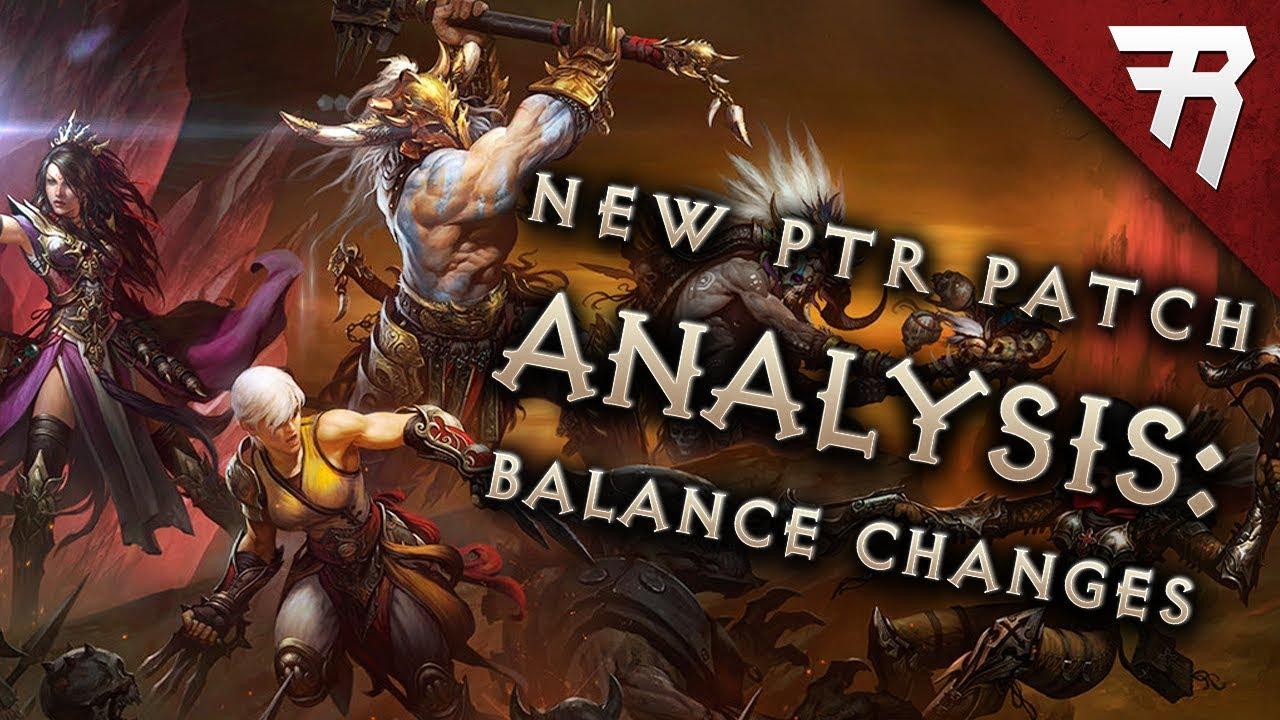Diablo 3 season 13 patch notes