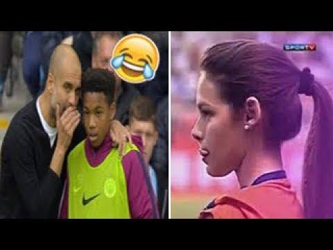 Jugadores vs Recogepelotas Momentos mas DIVERTIDOS ● Players vs Ball Boys