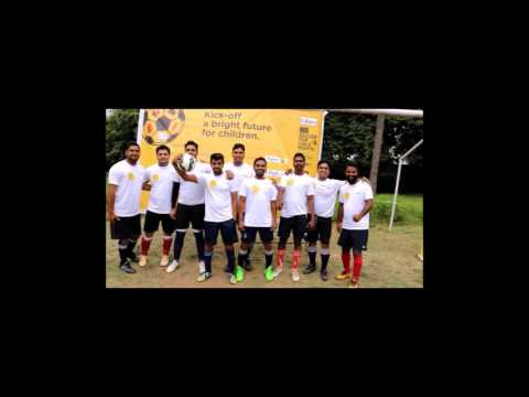 Soccer for Child Rights 2016  Blr