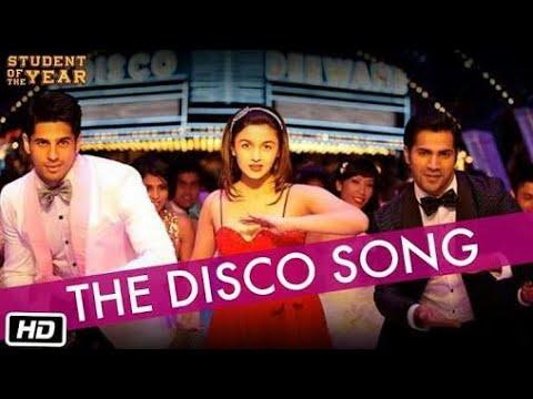 Disco deewane | student of the year| lyrical video | lyrics mainia