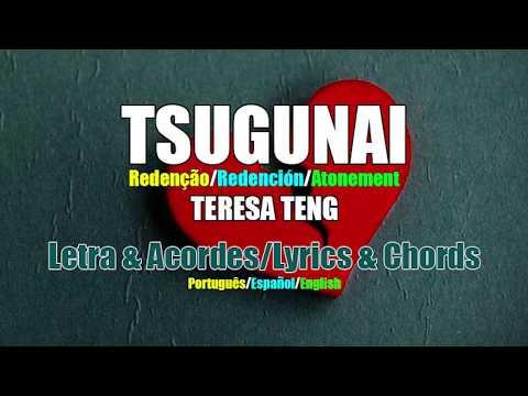 Tsugunai - Teresa Teng(Lyrics & Chords)Português/Español/English