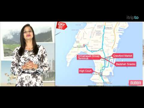 Mumbai tour: 2-day itinerary in 60 seconds