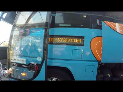 How To Get To UCD From Dublin Airport On The Aircoach