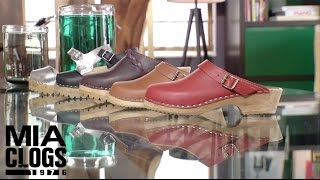 Deco Drive features MIA Shoes - Swedish Clogs